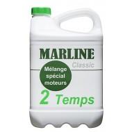 Mélange spécial 2 temps MARLINE 5 Litres