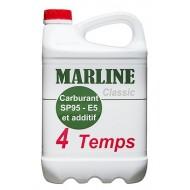 Mélange spécial 4 temps MARLINE 5 Litres