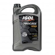 HUILE IGOL PROCESS GOLD 5W40
