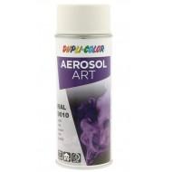 AÉROSOL ART RAL 9010 DUPLI-COLOR