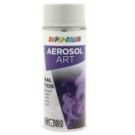 AÉROSOL ART RAL 7035 GRIS CLAIR DUPLI-COLOR