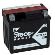 BATTERIE MOTO YTX5L-BS STECO