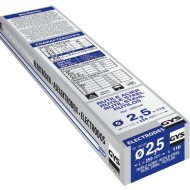 BOITE DE 230 ELECTRODES Ø2.5 ACIER RUTILE GYS